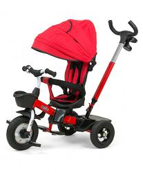 Milly Mally Tricycle Movi Red