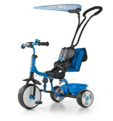 Milly Mally Tricycle Boby Delux 2015 Blue