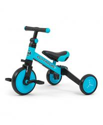 Milly Mally Ride On – Bike 3in1 OPTIMUS Blue