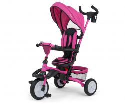 Milly Mally Tricycle Stanley Pink