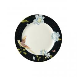 Laura Ashley Heritage 18cm talerz porcelanowy W180437 Midnight Uni