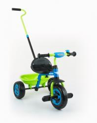 Milly Mally Tricycle Turbo Blue-Green
