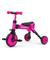 Milly Mally Ride On – Bike 2in1 GRANDE Pink