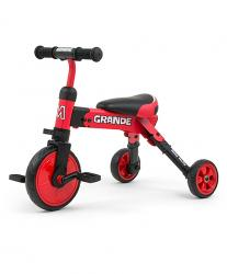 Milly Mally Ride On – Bike 2in1 GRANDE Red