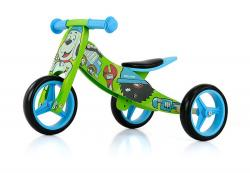 Milly Mally Ride On 2in1 Jake Bob