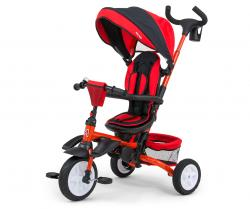 Milly Mally Tricycle Stanley Red