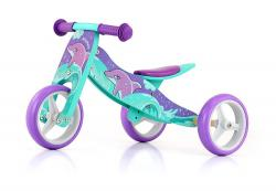 Milly Mally Ride On 2in1 Jake Dolphin