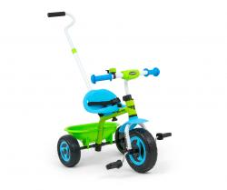 Milly Mally Tricycle Cool Green