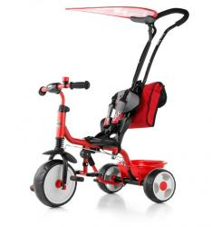 Milly Mally Rowerek Boby Deluxe 2015 Red