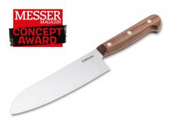 Nóż Santoku Boker Solingen Cottage-Craft