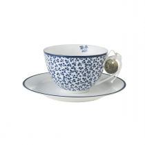 Laura Ashley filiżanka do cappuccino W178676 Floris