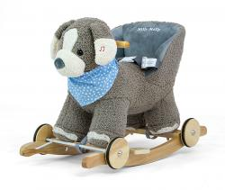 Milly Mally Piesek Polly - Gray Dog