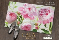 "Cala Home mata podłogowa anti-fatigue 77789 ""pink"""