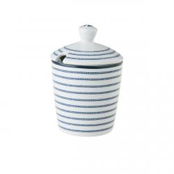 Laura Ashley cukiernica porcelanowa W178682 Candy Stripe