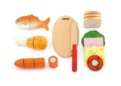 Viga 50260 Zestaw do krojenia - lunch box