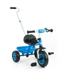 Milly Mally Rowerek Turbo Blue