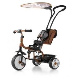 Milly Mally Rowerek Boby Deluxe 2015 Brown
