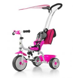 Milly Mally Rowerek Boby Deluxe 2015 Pink